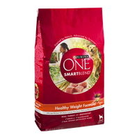 Purina One SmartBlend Adult Dog Food Healthy Weight