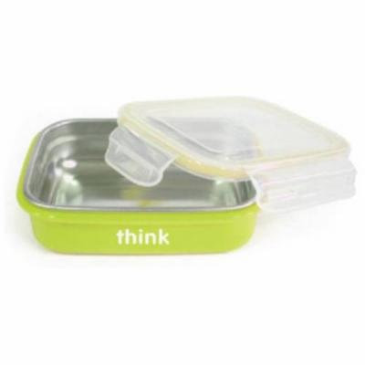 Bento Box Light Green Bento Box, BPA Free, 2 ct