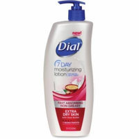 Dial NutriSkin Replenishing Lotion - 21 fl oz - Pump Bottle Dispenser - Non-greasy, Moisturising, Absorbs Quickly - Beig