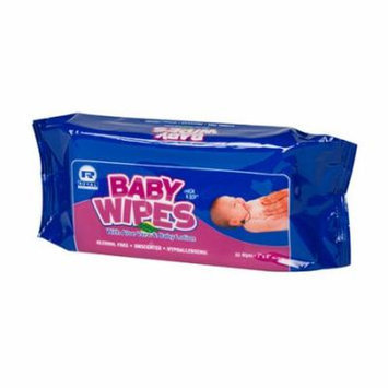 Rpp RPBWUR80 Baby Wipes Refill Pack, White