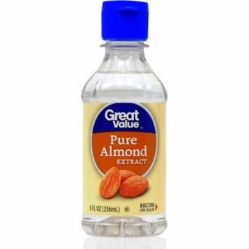 Great Value Pure Almond Extract, 8 fl oz