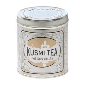 Kusmi Tea Smoky Earl Grey, Loose Tea, 8.8-Ounce Tins