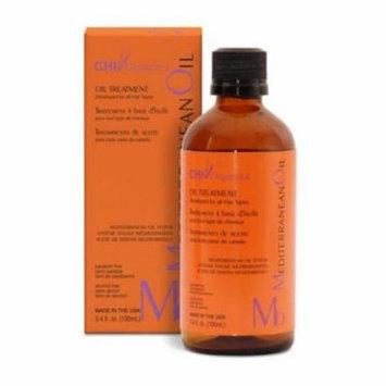 CHI Instant Conditioning Mediterranean Oil Treatment, 0. 5 oz