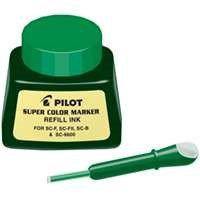 Perm Marker Refil Grn 43800 by Pilot Pen
