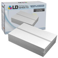 LD Compatible Replacement for Pitney Bowes 620-9 (300 Tapes, 150 Per Box) Postage Tape Double Sheets for MailStation K700, 2 (K7M0), Personal Post Meters DM100i, DM125, DM200L, & E700