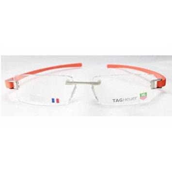 Tag Heuer Track 7103 Eyglasses 019 Orange/Pure 53mm