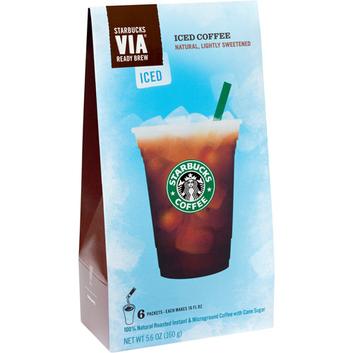 Starbucks VIA Iced Coffee