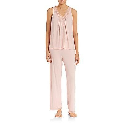 Oscar de la Renta Sleepwear Luxe Knit Pajamas