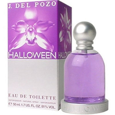 Halloween By Jesus Del Pozo For Women. Eau De Toilette Spray 1 Ounces