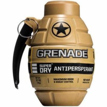 Grenade Super Dry Antiperspirant Stick, 2.7 oz