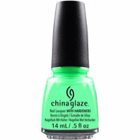 China Glaze Nail Lacquer Treble Maker, 0.5 fl oz