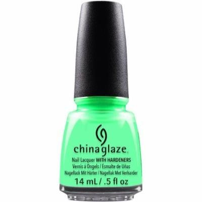 China Glaze Nail Lacquer Treble Maker, 0.5 fl oz