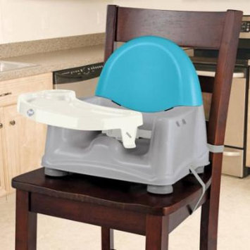 Safety 1st Easy Care Swing Tray Feeding Booster, Lakeside