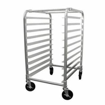 Update International 10 Tiers Aluminum Pan Rack