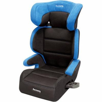 Harmony Dreamtime Deluxe Comfort Booster Car Seat, Blue