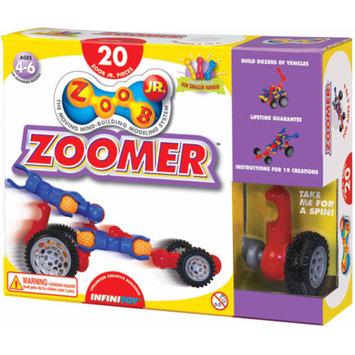 Zoob Alex Brands ZOOB 0Z13020 ZOOB JR. Zoomer Construction Building Set