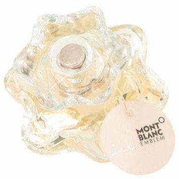 Lady Emblem for Women by Mont Blanc Eau De Parfum Spray (Tester) 2.5 oz