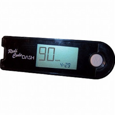 Advocate Redi-Code Dash Portable Blood Glucose Meter