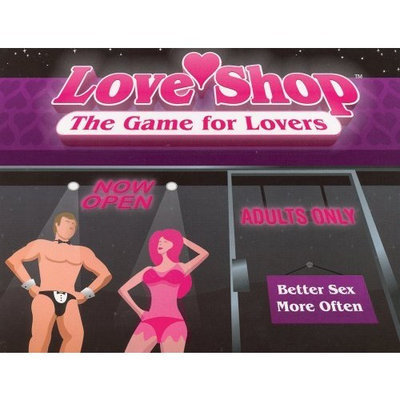 Ball & Chain, Love Shop Game for Lovers