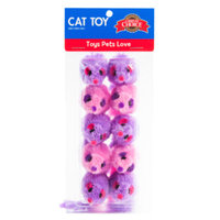 Grreat ChoiceA Short Hair Mice Value Pack Cat Toy