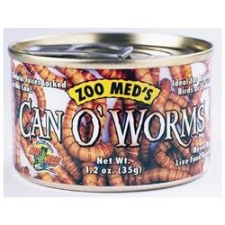Zoo Med Can O' Worms - 1.2 oz