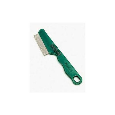 Safari Pet Products DSFW6161 Flea Comb - Double Row