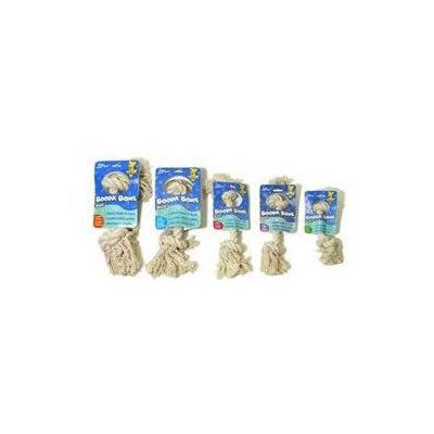 Booda Products 2 Knot Rope Dog Bone White Xlarge - 50764\50708 T