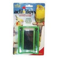 Jw Pet Company BJW31037 Activitoy Bird Toy Hall Of Mirrors
