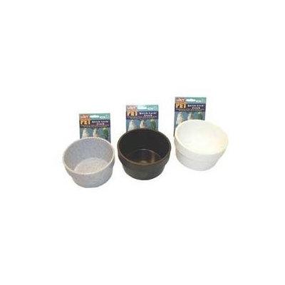 Lixit BLX0755 Quick Lock Crock 20Oz Assorted Colors