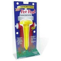 Simple Solution Pee Post - Pheromone Treated Yard Stake