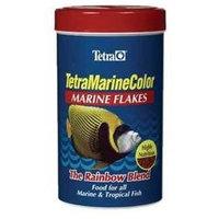 Tetra Color Marine Flakes: .7 oz