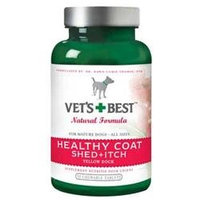 Vet's Best Healthy Coat Shed And Itch