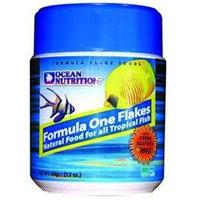 Quality Pets Inc Ocean Nutrition Formula One Flake 2.5 oz