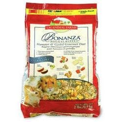 L/m Animal Farms LM Animal Farms Bonanza Gourmet Diet Hamster and Gerbil Food (2 lbs.)