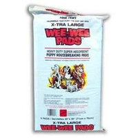 Four Paws Pet Wee Wee Pads 6 Pack X Large