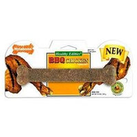 Nylabone Healthy Edibles BBQ Chicken Chew Giant