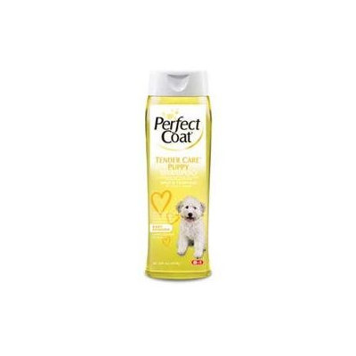 8 In 1 Pet Products 8-in-1 Tender Care Baby Powder Puppy Shampoo 16oz