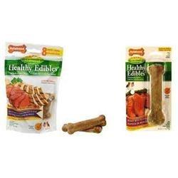 Nylabone Natural Healthy Edibles - Roast Beef Flavor Wolf