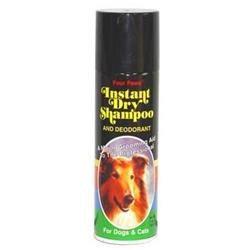 Four Paws Instant Dry Shampoo and Deodorant