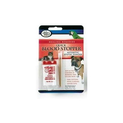 Central Garden & Pet Four Paws Pet Products Blood Stop Powder 1/2Oz