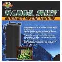 Zoo Med Laboratories SZMHM10 Habba Mist Automatic Misting Machine