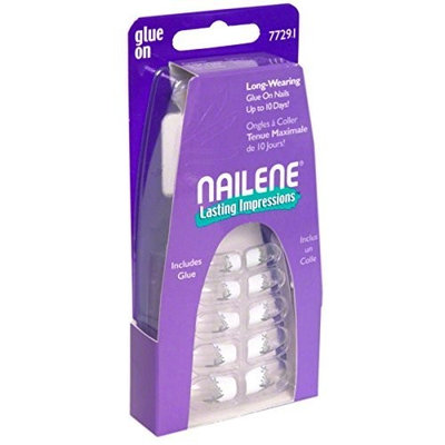 Nailene Lasting Impressions Glue on Nails, 77291