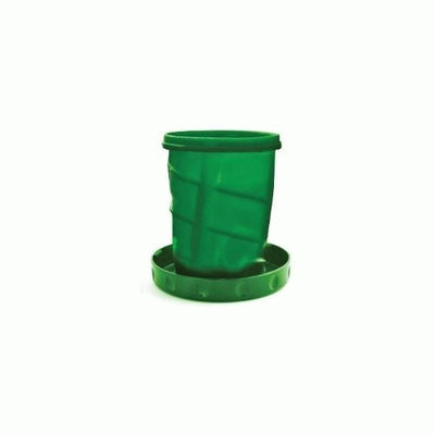 FLATTERWARE Folding12oz Collapsible Cup Backpacking Travel