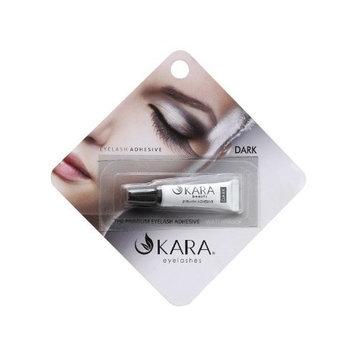 Kara Beauty Professional Eyelash Adhesive - Dark (Pack of 12)