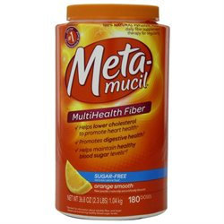 Metamucil Value Pack Orange Powder Drink Mix-36.8 oz