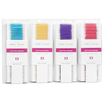 Studio 35 Beauty Cotton Swabs