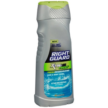 Right Guard Body Wash, Energizing, 16 fl oz