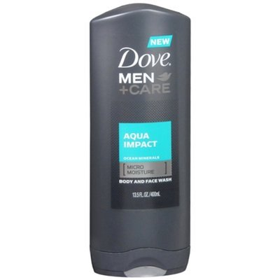 Dove Men+Care Body & Face Wash Aqua Impac