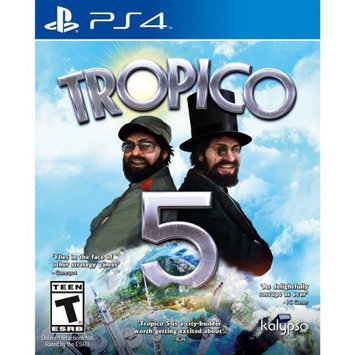 Kalypso Media Tropico 5 (PS4) - Pre-Owned
