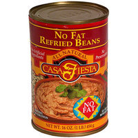 Casa Fiesta No Fat Refried Beans